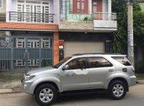 Muốn bán Fortuner V 2010 máy xăng màu bạc, xe ít đi, chạy gia đình nên còn mới giá 545 triệu tại Tp.HCM