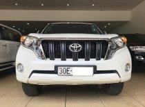 Bán Toyota Prado TXL đời 2014, màu trắng, nhập khẩu nguyên chiếc giá 1 tỷ 710 tr tại Hà Nội