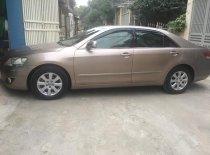 Bán xe Camry 2.4 đời 2009, màu vàng cát giá 600 triệu tại Thanh Hóa