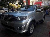 Chính chủ bán Toyota Fortuner G năm 2012, màu bạc giá 735 triệu tại Phú Yên