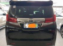 Bán ô tô Toyota Alphard Excutivelounge sản xuất 2016, màu đen, nhập khẩu nguyên chiếc giá 4 tỷ 680 tr tại Hà Nội