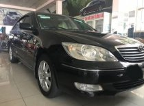 Cần bán gấp Toyota Camry 2003, màu đen như mới, giá chỉ 307 triệu giá 307 triệu tại Đồng Nai