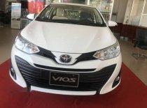 Cần bán xe Toyota Vios 1.5E sản xuất 2018, màu trắng, giá tốt giá 569 triệu tại Long An