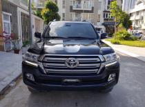 Bán Toyota Land Cruiser sản xuất 2015, màu đen, 3 tỷ 680 triệu, nhập khẩu giá 3 tỷ 680 tr tại Hà Nội