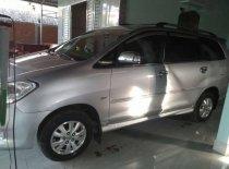 Bán ô tô Toyota Innova năm 2011, màu bạc xe gia đình giá 480 triệu tại Long An