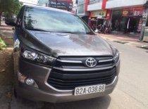 Chính chủ bán Toyota Innova 2.0E sản xuất năm 2017, màu xám giá 700 triệu tại Kon Tum