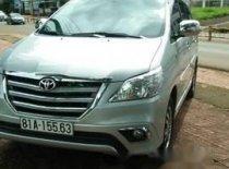 Cần bán lại xe Toyota Innova G đời 2010, màu bạc chính chủ, giá tốt giá 385 triệu tại Gia Lai