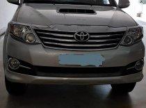Bán xe Toyota Fortuner năm sản xuất 2015, màu bạc giá 845 triệu tại An Giang