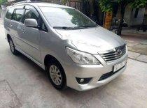 Bán Toyota Innova AT năm 2013, màu bạc   giá 545 triệu tại Quảng Ninh
