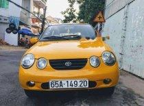 Bán Toyota Yaris 2005, màu vàng, nhập khẩu giá 58 triệu tại Cần Thơ