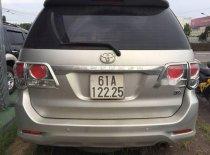 Cần bán Toyota Fortuner AT đời 2013, màu bạc   giá 670 triệu tại Bình Thuận