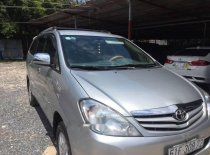 Cần bán xe Toyota Innova G sản xuất năm 2009, màu bạc giá 415 triệu tại Tp.HCM