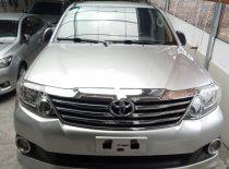 Bán Toyota Fortuner 2.7V 4x2 AT sản xuất 2012, màu bạc  giá 680 triệu tại Vĩnh Phúc