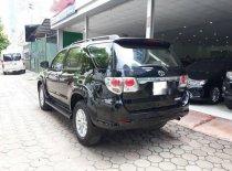 Bán Toyota Fortuner năm 2013, màu đen, giá 775tr giá 775 triệu tại Hà Nội