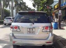 Cần bán gấp Toyota Fortuner sản xuất 2014, màu bạc giá cạnh tranh giá 759 triệu tại Tp.HCM