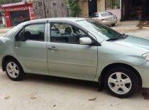 Bán ô tô Toyota Vios G sản xuất 2003, 185 triệu giá 185 triệu tại Nghệ An