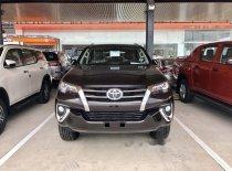 Bán xe Toyota Fortuner 2.7V 4X2 sản xuất năm 2018, màu nâu giá 1 tỷ 150 tr tại Tp.HCM