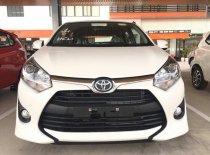 Bán Toyota Wigo G AT sản xuất 2019, giá chỉ 390tr, nhận xe ngay, hỗ trợ trả góp lãi suất 0.58% giá 390 triệu tại Tp.HCM