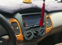 Cần bán gấp Toyota Innova J 2008, máy còn rất êm chưa làm lại giá 265 triệu tại Kon Tum