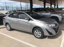 Bán Toyota Vios 1.5E MT đời 2019, màu bạc giá 531 triệu tại Tp.HCM