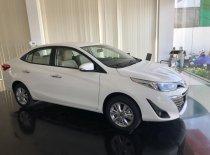 Toyota Vios 1.5G AT năm 2019, màu trắng, 606tr giá 606 triệu tại Tp.HCM
