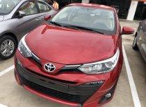 Bán Toyota Vios 1.5G AT đời 2019, màu đỏ giá 585 triệu tại Tp.HCM