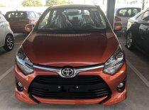Bán Toyota Wigo 1.2MT màu cam nhập khẩu nguyên chiếc, 345tr giá 345 triệu tại Tp.HCM