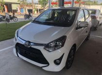 Xe Toyota Wigo 1.2MT , màu trắng, nhập khẩu nguyên chiếc, giá 345tr giá 345 triệu tại Tp.HCM
