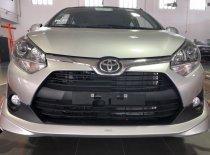Bán xe Toyota Wigo 1.2AT , màu bạc, nhập khẩu giá 405 triệu tại Tp.HCM