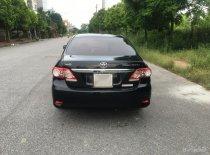 Bán ô tô Toyota Corolla altis G 2011, màu đen chính chủ   giá 505 triệu tại Hà Nội