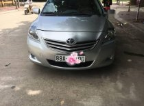 Cần bán lại xe Toyota Vios E 2013, màu bạc giá 366 triệu tại Hà Giang