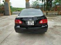 Bán Toyota Corolla altis đời 2003, màu đen giá 169 triệu tại Hòa Bình
