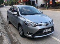 Cần bán xe Toyota Vios sản xuất năm 2015, màu bạc chính chủ  giá 455 triệu tại Hà Giang