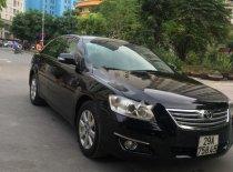 Bán xe Toyota Camry 2.4G năm 2006, màu đen   giá 498 triệu tại Hà Nội