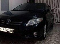 Xe Toyota Corolla altis 2.0AT năm sản xuất 2009, màu đen, bán giá 490tr giá 490 triệu tại Tp.HCM