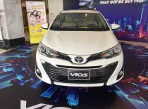 Bán ô tô Toyota Vios G 2019, màu trắng giá 606 triệu tại Hà Nội
