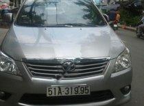 Cần bán Toyota Innova 2.0G đời 2012, màu bạc số tự động giá 490 triệu tại Sóc Trăng
