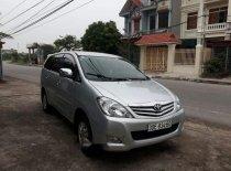 Cần bán Toyota Innova đời 2010, màu bạc, xe rất đẹp giá 408 triệu tại Hòa Bình