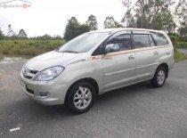 Chính chủ bán Toyota Innova G năm sản xuất 2008, màu bạc giá 345 triệu tại Sóc Trăng