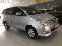 Cần bán gấp Toyota Innova G 2010, màu bạc số sàn giá 445 triệu tại Hà Giang