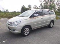 Chính chủ bán xe Toyota Innova 2.0G đời 2008, màu bạc giá 345 triệu tại Sóc Trăng