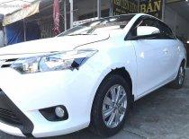 Bán Toyota Vios 1.5E sản xuất 2018, màu trắng số sàn giá 495 triệu tại Sóc Trăng
