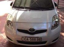 Cần bán Toyota Yaris sản xuất năm 2009, màu trắng giá Giá thỏa thuận tại Hà Nội