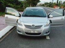 Bán Toyota Vios sản xuất năm 2011, màu bạc giá 315 triệu tại Sóc Trăng