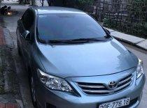 Bán Toyota Corolla altis G đời 2011, giá tốt giá 500 triệu tại Hà Nội