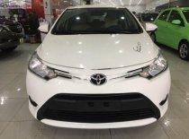 Bán Toyota Vios 1.5E đời 2016, màu trắng số sàn giá 485 triệu tại Hà Giang