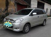 Cần bán Toyota Innova MT sản xuất 2007, màu bạc, nhập khẩu giá 229 triệu tại Lạng Sơn
