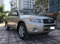 Bán xe Toyota RAV4 2.4AT Limited SX 2008 màu vàng, biển Hà Nội giá 530 triệu tại Hà Nội