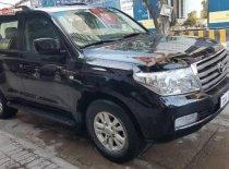 Bán Toyota Land Cruiser VX 4.7 V8 2009, màu đen, nhập khẩu giá 1 tỷ 735 tr tại Hà Nội