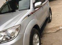 Gia đình bán Toyota Fortuner 4X4 2.7V năm sản xuất 2010, màu bạc  giá 488 triệu tại Lạng Sơn